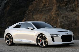 Novi Audi Quattro