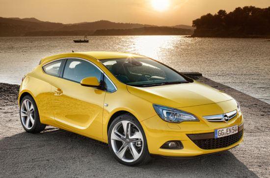 Nova Opel Astra GTC_1