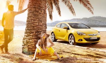 Nova Opel Astra GTC