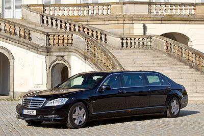 Mercedes-Benz S Class Pullman