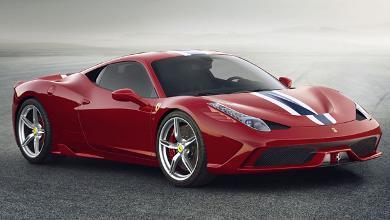 Novi Ferrari 458