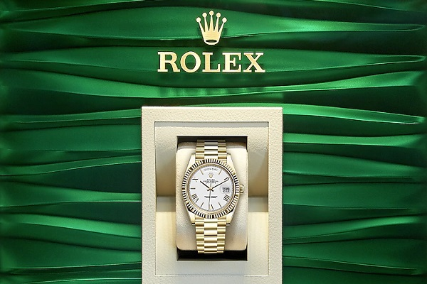 Top 5 Rolex satova