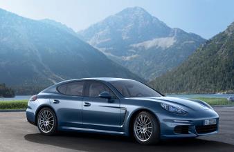 Novi Porsche Panamera