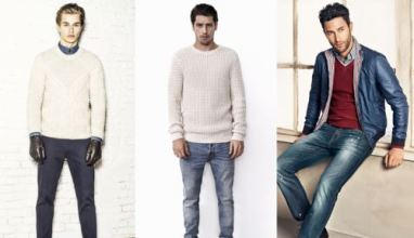 Muški džemperi za jesen