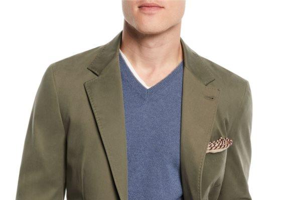 Kako nositi u muškoj modi zelenu boju?