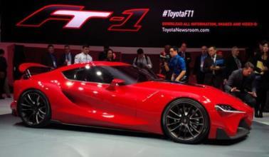 Top 10 automobila sa Detroit Auto Showa