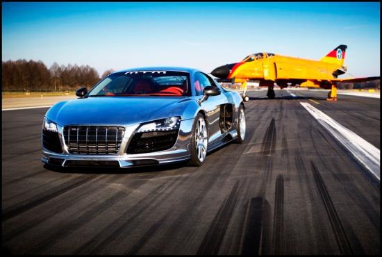 1 Audi R8 V10 MTM Biturbo