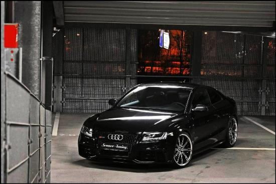 3 Audi RS5 Senner Tuning