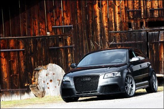 4 Audi RS3 Sportback