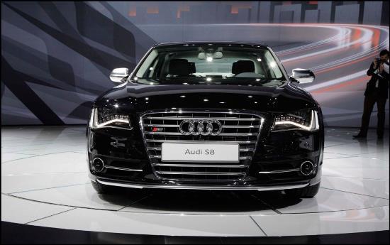 5 Audi S8
