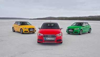 Fotografije automobila: Audi S1