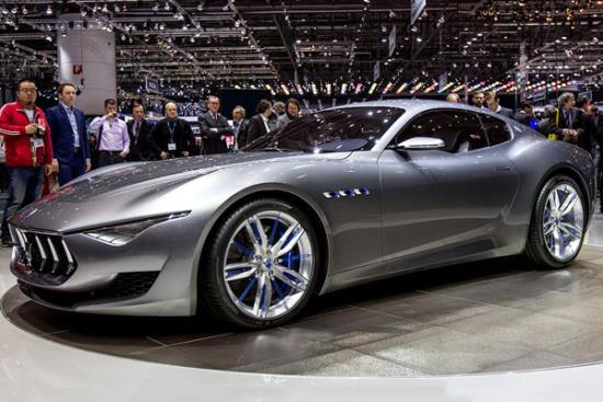 Maserati Alferi