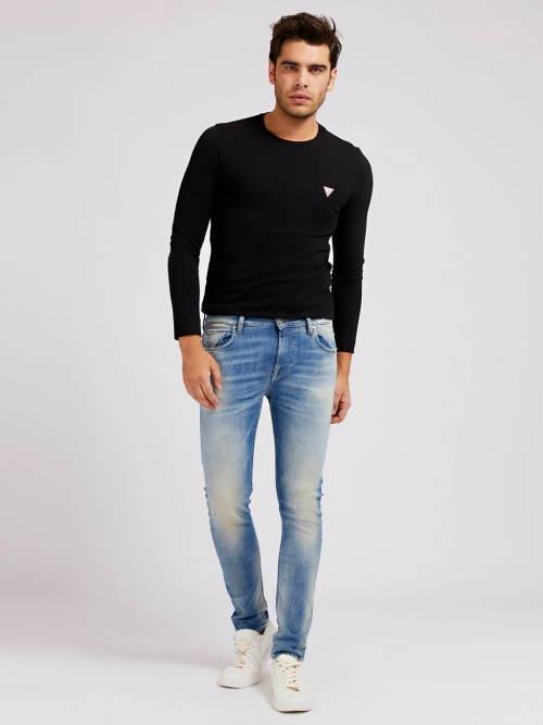 Moderne muške traperice za proljeće