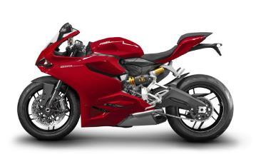 Novi motor iz Ducatia – Ducati 899 Panigale