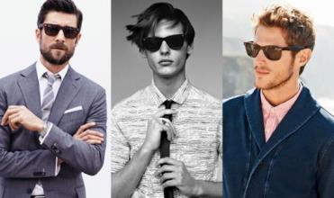 Moderne muške naočale za proljeće