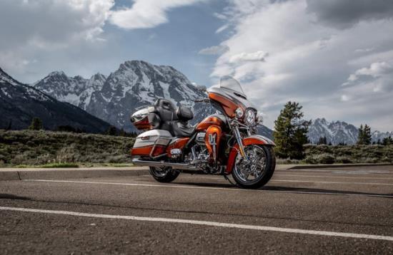 1 Novosti iz Harley-Davidsona za proljeće 2014.
