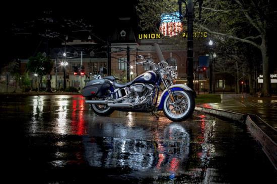 3 Novosti iz Harley-Davidsona za proljeće 2014.