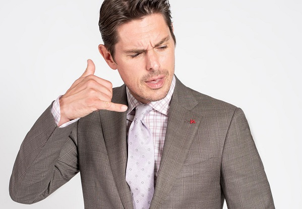 Moderne košulje s kockicama i kombinacija s kravatama