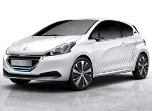 Novi Peugeot 208 hibrid