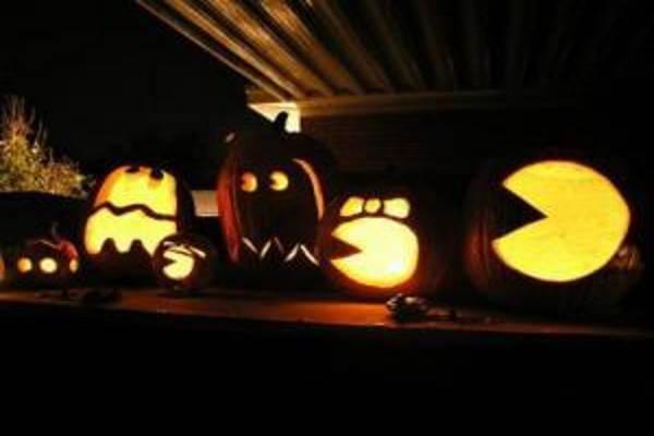 Ideje za bundeve za Noć vještica