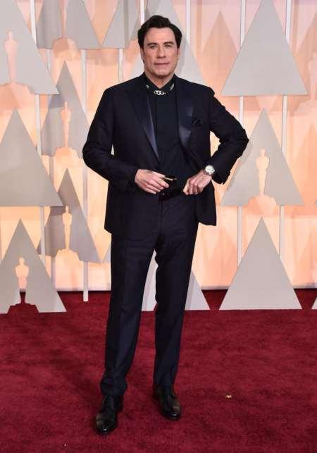 1. John Travolta