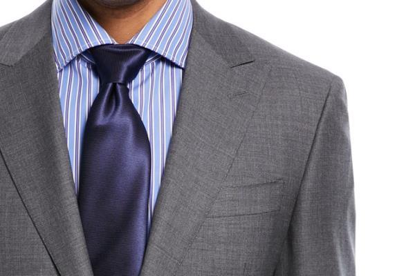 Košulja na pruge i kravata – moderne kombinacije
