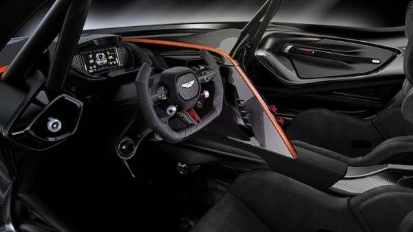 Aston Martin V12 Vulcan Hypercar-5