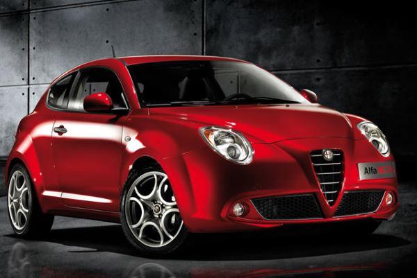 Alfa Romeo MiTo - fotografije automobila-1