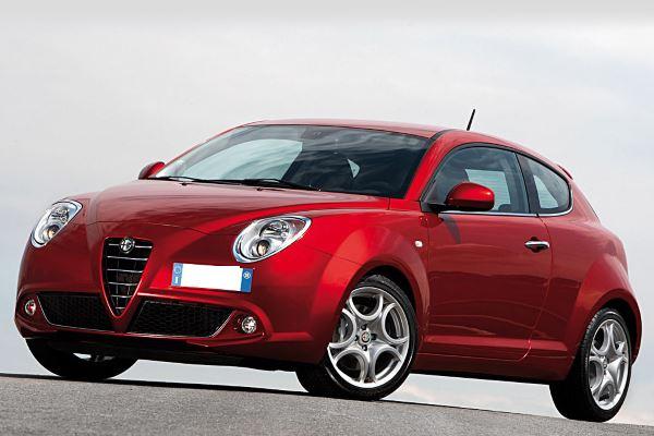 Alfa Romeo MiTo - fotografije automobila-2