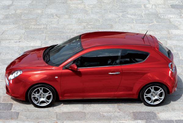 Alfa Romeo MiTo - fotografije automobila-3