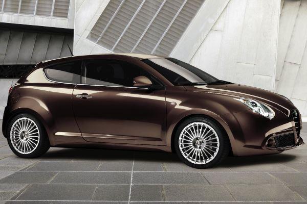 Alfa Romeo MiTo - fotografije automobila-5