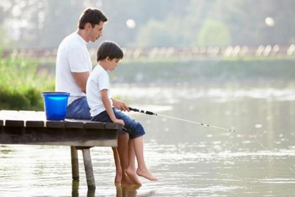 Aktivnosti za druženje oca i sina