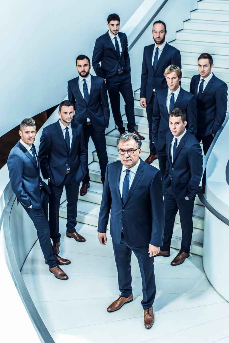 JOOP! službeno odijeva Hrvatsku nogometnu reprezentaciju_5