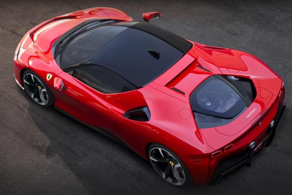 Najuspješniji Ferrari auti
