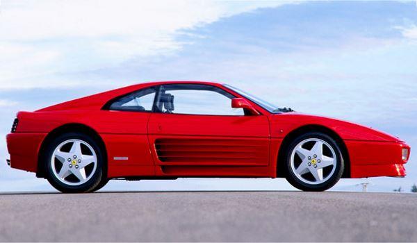 Ferrari auti