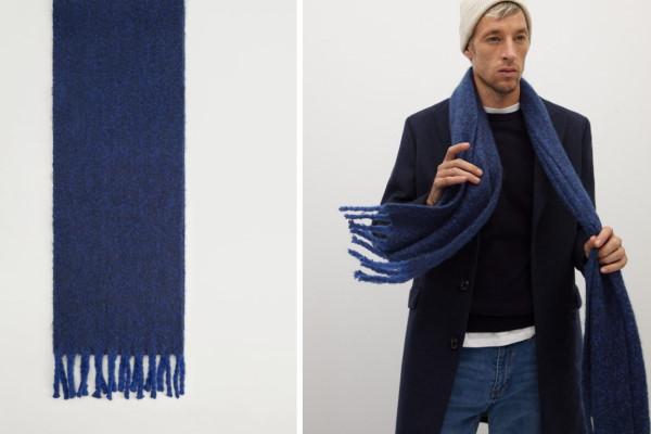 Moderne muške kape, šalovi i rukavice za zimu