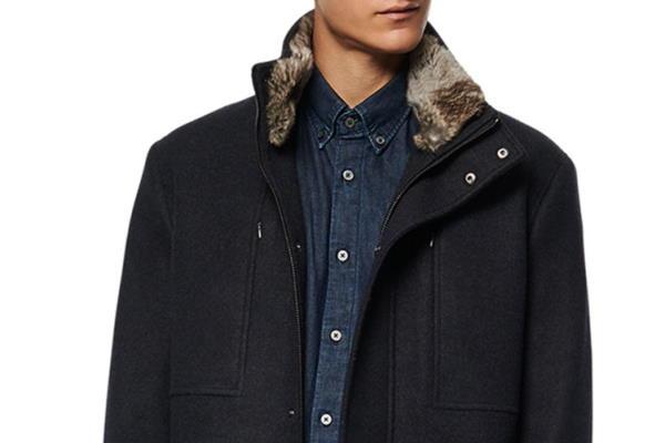 Duge muške jakne za zimu 2020/21.