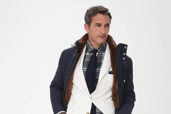 Kakvu jaknu odjenuti preko odijela?