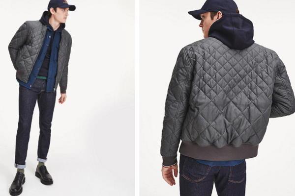 Moderne muške jakne za jesen 2020. Tommy Hilfiger
