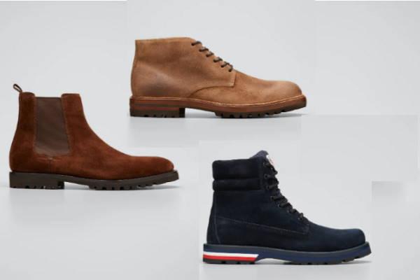 Moderne muške kratke čizme
