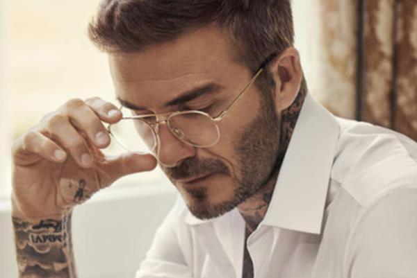 Moderne muške dioptrijske naočale