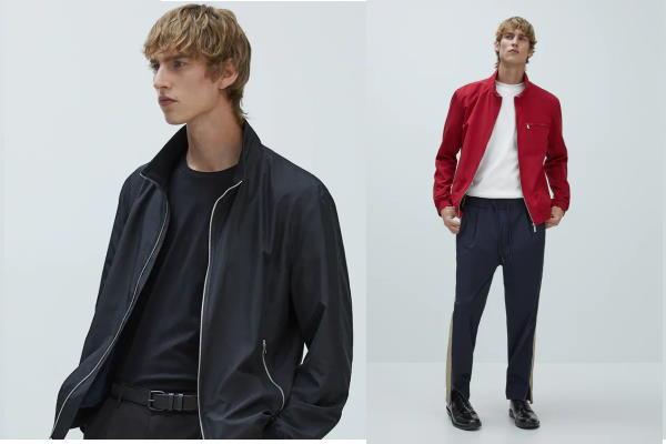 Moderne jakne i kaputi za muškarce