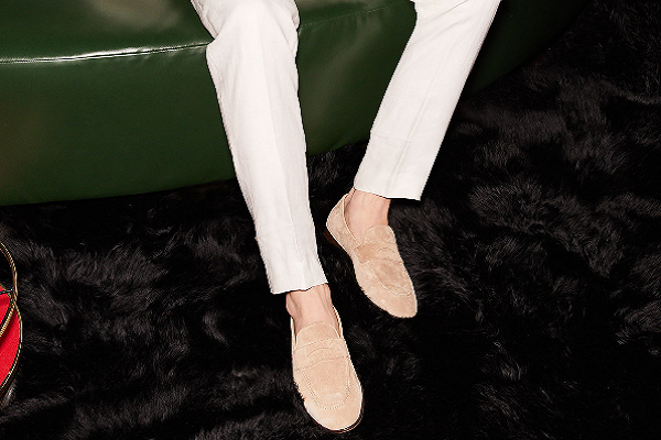 Kako nositi muške cipele bez čarapa