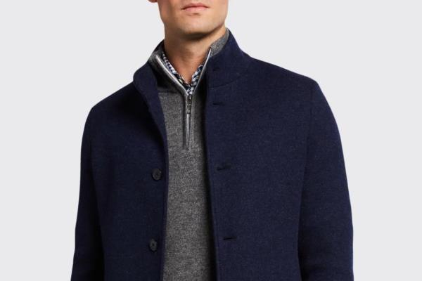 Moderni muški kaputi za zimu 2020/21.