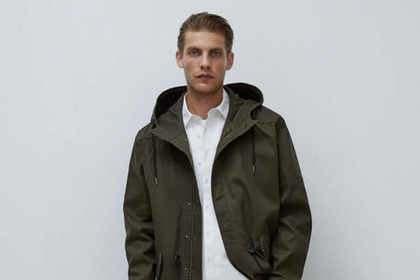 Muške jakne za jesen 2020.