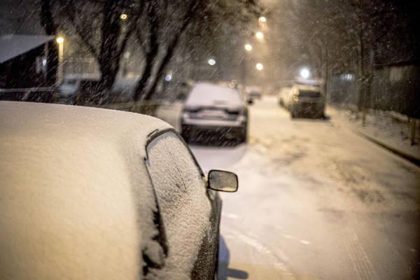 Kako voziti po poledici i snijegu?!