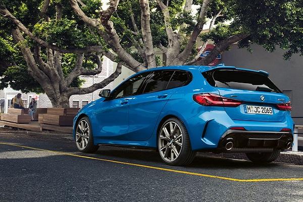 BMW serija 1 kroz generacije