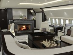 Zavirite u unutrašnjost ekstra luksuznih privatnih aviona