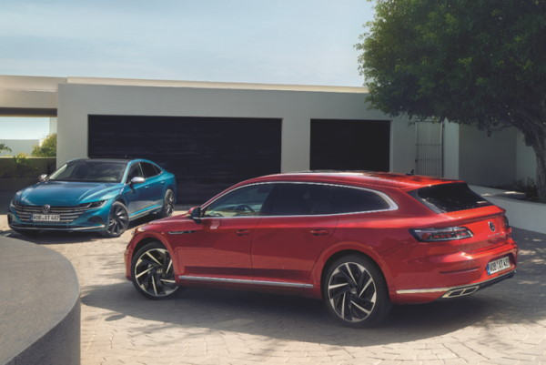 Novi Volkswagen Arteon i Arteon Shooting Brake