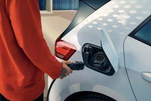 Volkswagen električni automobil